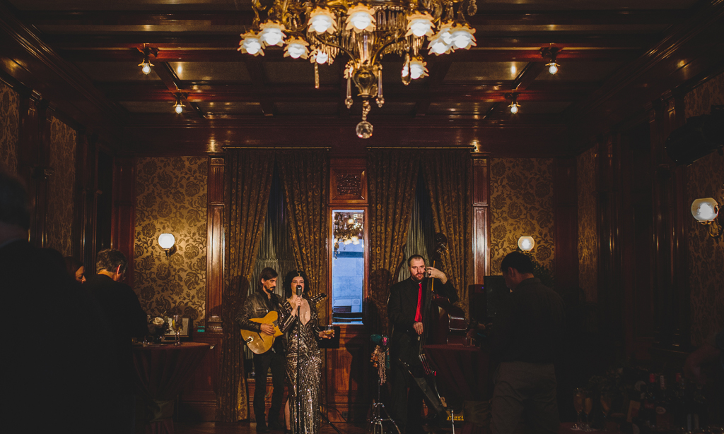 The Ballroom (Now) - Photograph by Angela Renee Photography