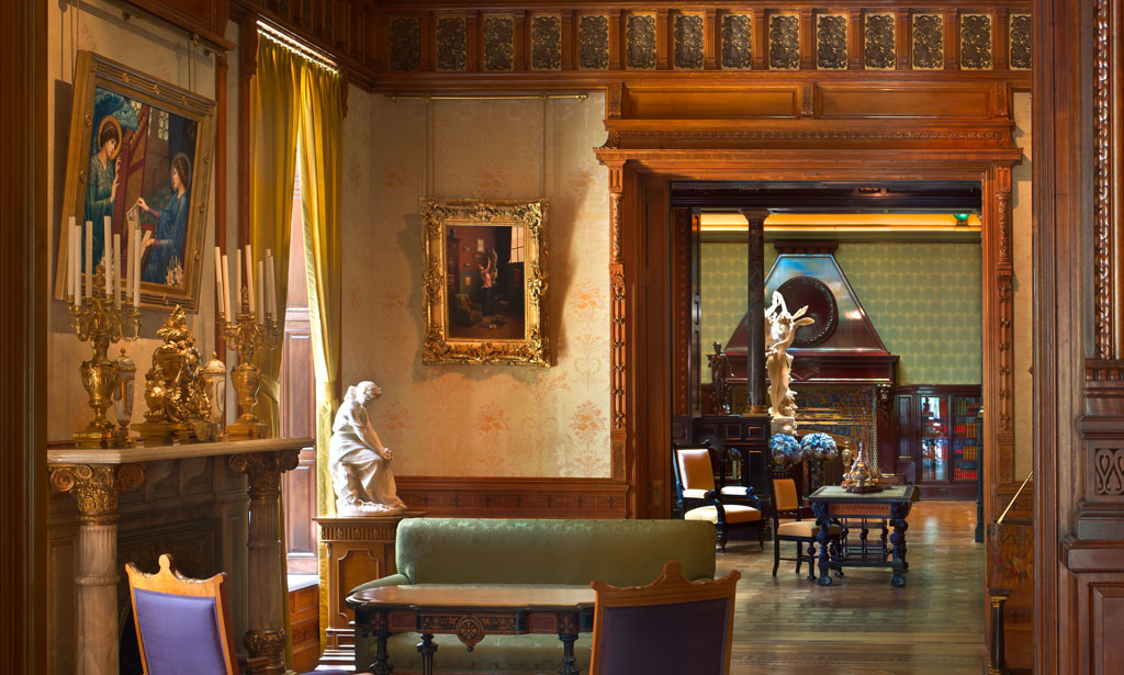 The Drawing Room (Now) - Photograph by Alexander Vertikoff
