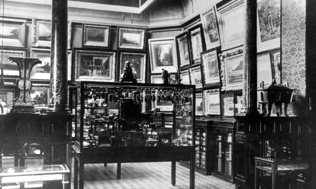 The Gallery (Nickerson period, 1883-1900)