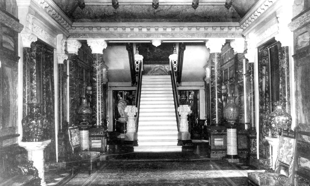 The Main Hall  (Nickerson period, 1883-1900)
