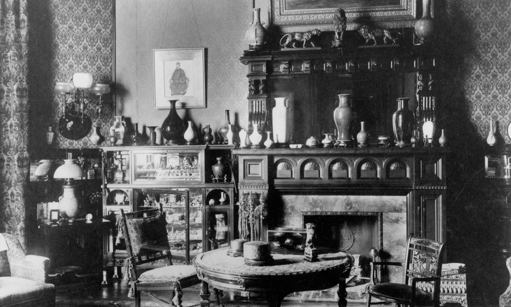 The Front Parlor (Nickerson period, 1883-1900)