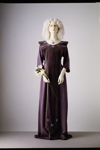 Medieval-style dress