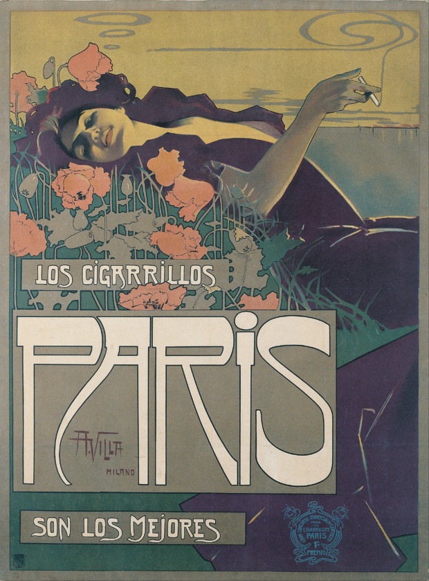"""""""Cigarrillos Paris: Son Los Mejores."""""""