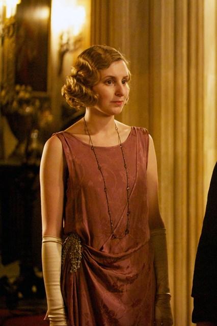 Downton Abbey's Lady Edith