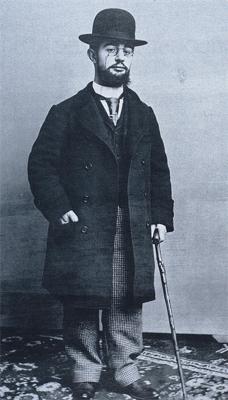 Henri de Toulouse-Lautrec in 1894