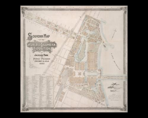 Souvenir Map