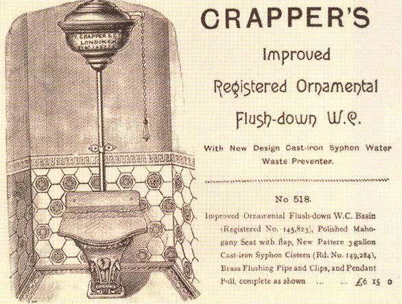crapper's