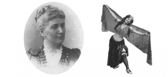 Portrait of Ida Craddock