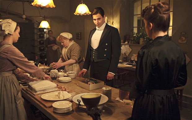The servants of Downton