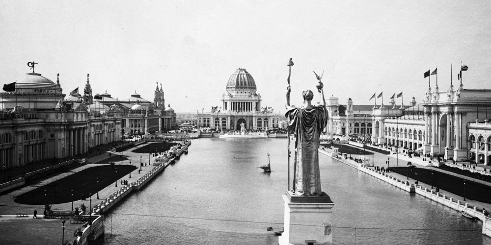 Views Of The World's Columbian Exposition, 1893, Courtesy of the Chicago History Museum.