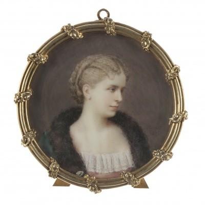 Mrs. Jerome Napoleon Bonapart