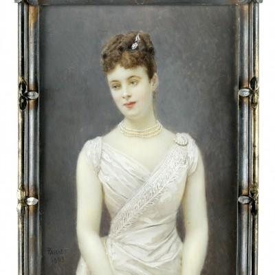 Mrs. Stephen Van Rensselaer Cruger