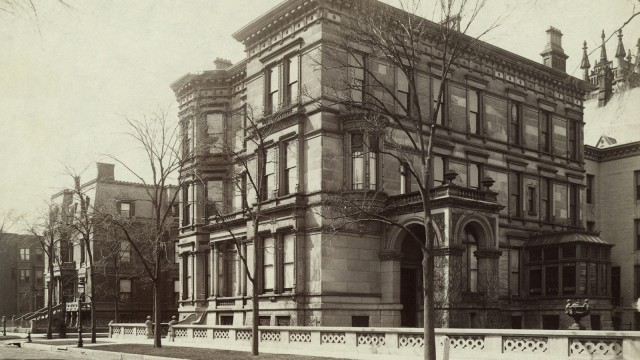 Historic Image of Nickerson Mansion