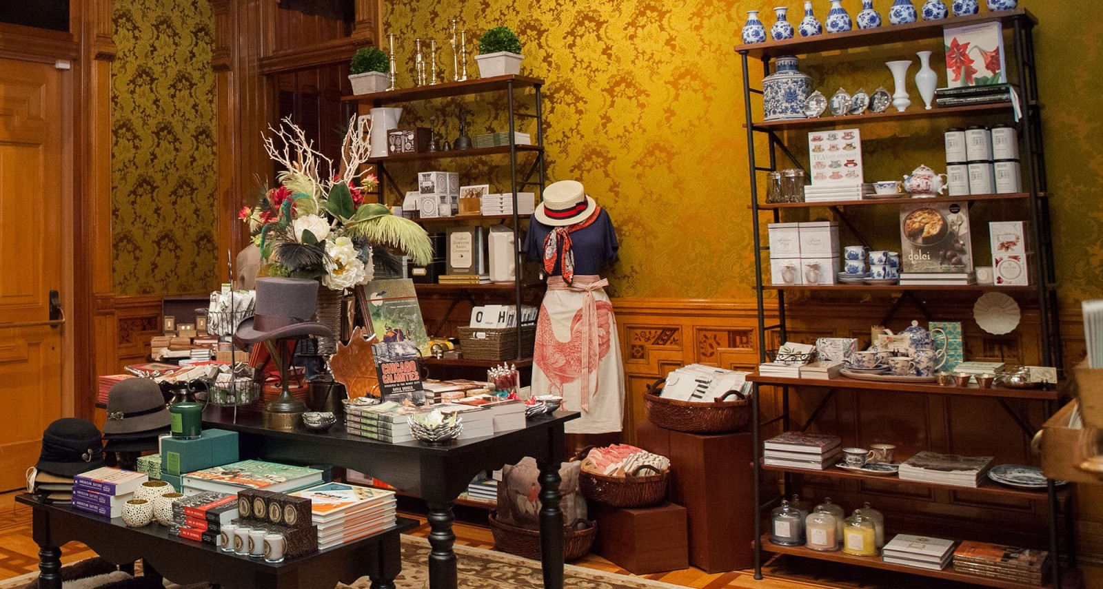 The Driehaus Museum Store